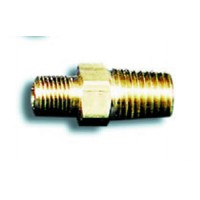 Thomas & MegaLite Pump Straight Brass Fitting