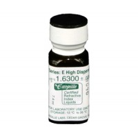 Cargille liquid, Series E; 1.630, 1/4 oz.