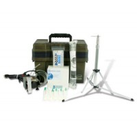 Deluxe Kit with MegaLite 230V Pump (for Allergenco-D/cyclex-d/Micro5/A-O-C)