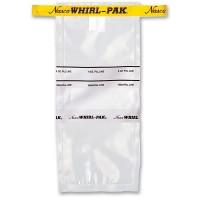 "Nasco Sampling Whirl-Pak® Bag, Write-On, 4 oz, 3"" x 7.25"""