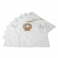 Paper Filter Bags with Sliding Containment Lock for V8000WD (5/Case)