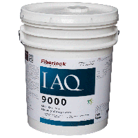 Fiberlock IAQ 9000 - Mold Resistant Waterproofer - White (5 gal.)