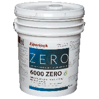 Fiberlock IAQ 6000 ZERO Coating/WHITE FINISH (5 gal.)