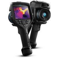 FLIR E75 IR Camera w/MSX 320x240 Resolution/30Hz, Includes 24° & 42° Lenses