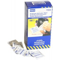 North Respirator Wipes 100/pk