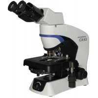 Olympus CX43 Phase Contrast Microscope LED