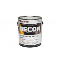 Fiberlock RECON Smoke Odor Sealer 1G (4/Case) White