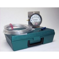 Wonder Makers Containment Area Pressure Monitor
