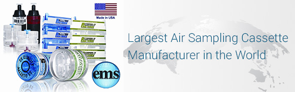 Largest Air Sampling Cassette Manufacturer in the World